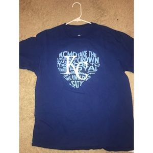 HEART KANSAS CITY SHIRT